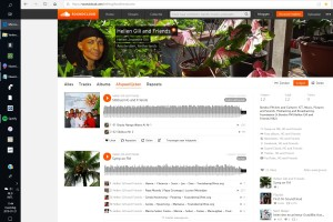 SoundCloud, Sjane Abtotz-HellenJGill, Hellen Gill and Friends.