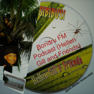 Bondru FM Omroep-Hellen Gill and Friends-HellenJGill Productions.