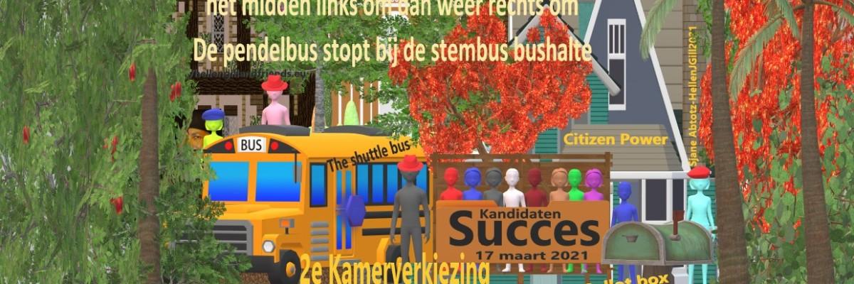 NL 2e Kamerverkiezing 2021